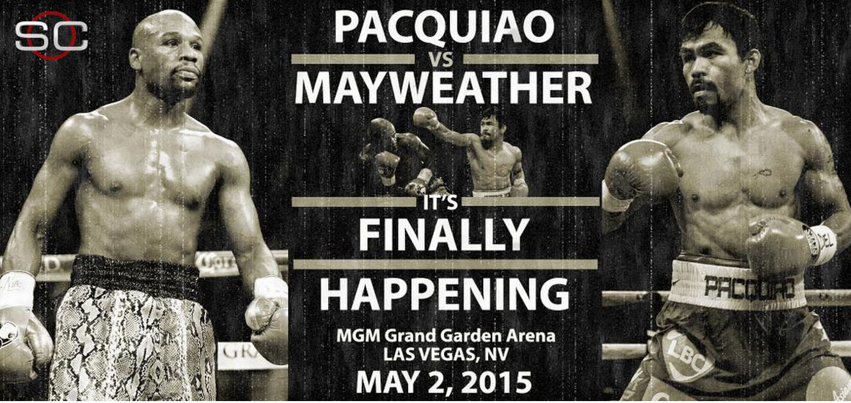 mayweather fight