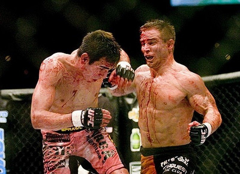 The 10 Absolute Nastiest Bloodbaths in UFC History