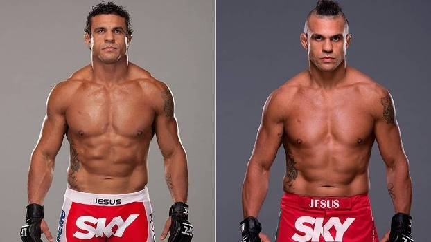 Vitor Belfort Before and After Steroids