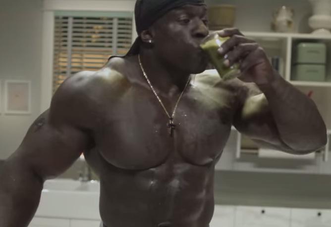 kali muscle steroid