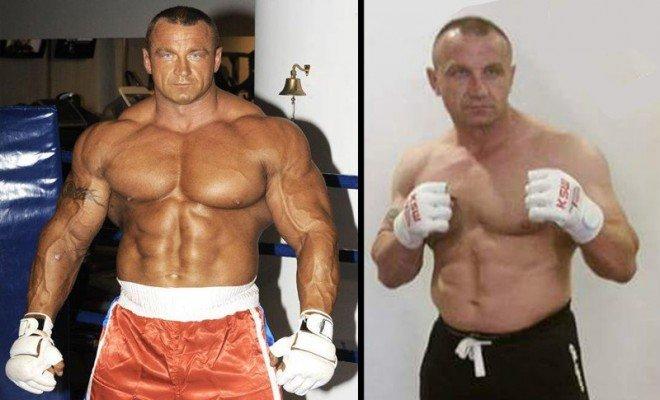 Mariusz Pudzianowski Undergoes Incredible Weight Loss Transformation