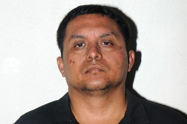 The leader of the cartel who was captured in 2013, only to be replaced by his brother.