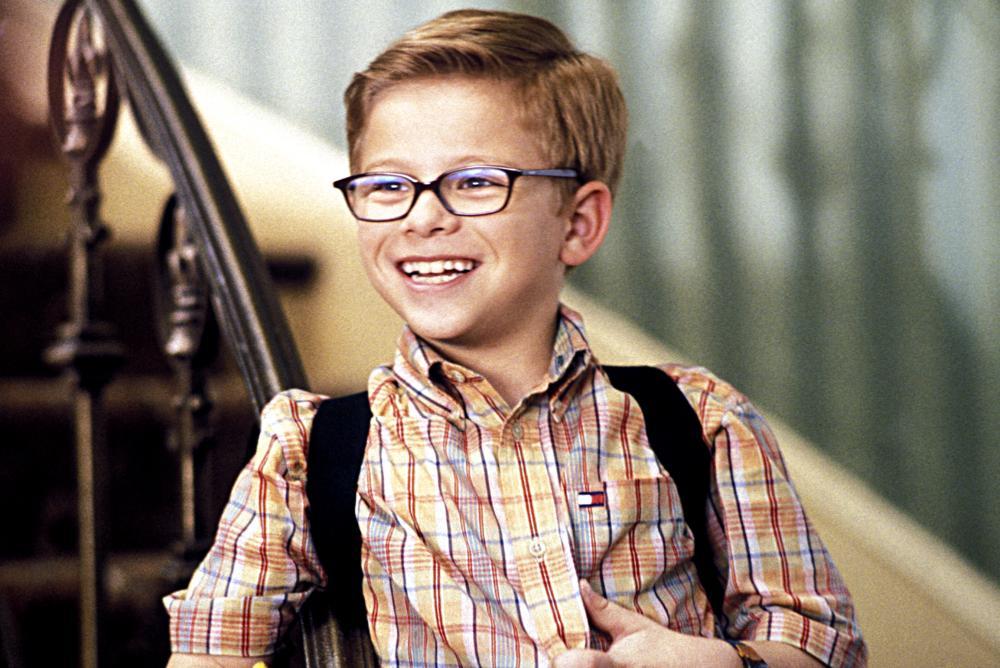 Stuart Little Kid All Grown Up