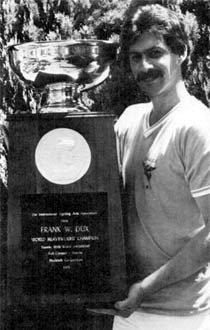 frank dux trophy