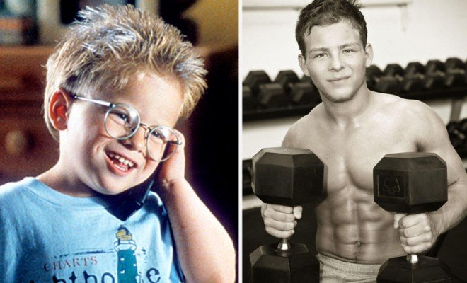 that little kid from jerry maguire is all grown up and thinks hes huge - Little Kid Pictures