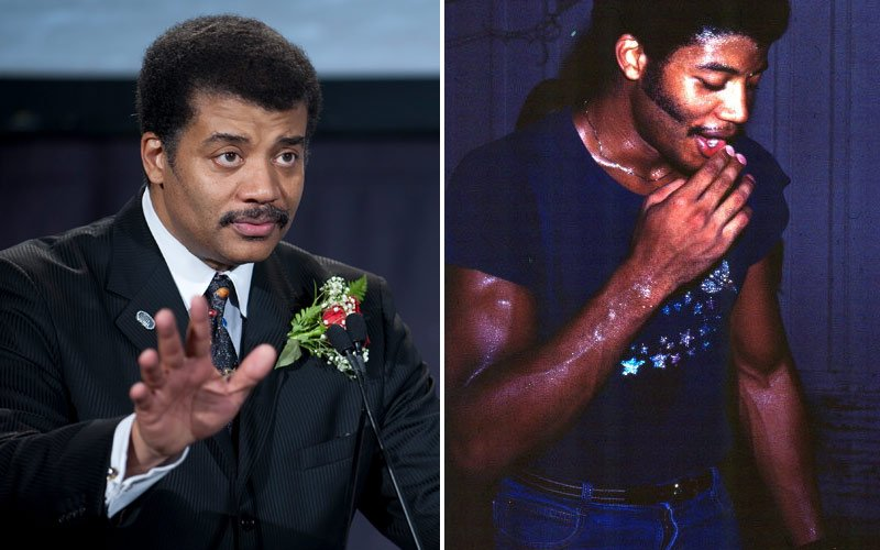 Neil Degrasse Tyson Was An Undefeated Wrestling Captain