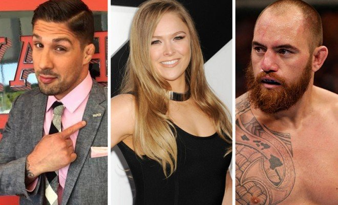 Ronda+Rousey+Dating Why Is Ronda Rousey Still Single? The Real Reason ...