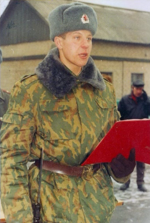 fedor soldier
