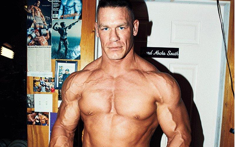 Sexy Bodybuilder Wrestler 96