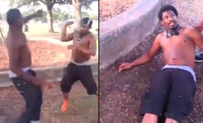 surprise-knockout
