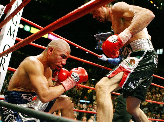 This Was The Biggest Example Of Revenge In Boxing  (VIDEO)