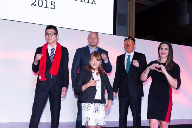 Fedor will be joined by the likes of Shinya Aoki and Gabby Garcia at Rizin. Photo by Sherdog.com.