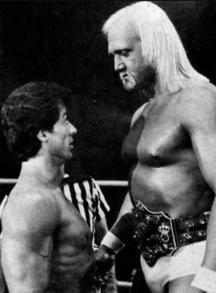 Boxer vs Wrestler: Rocky vs Thunderlips