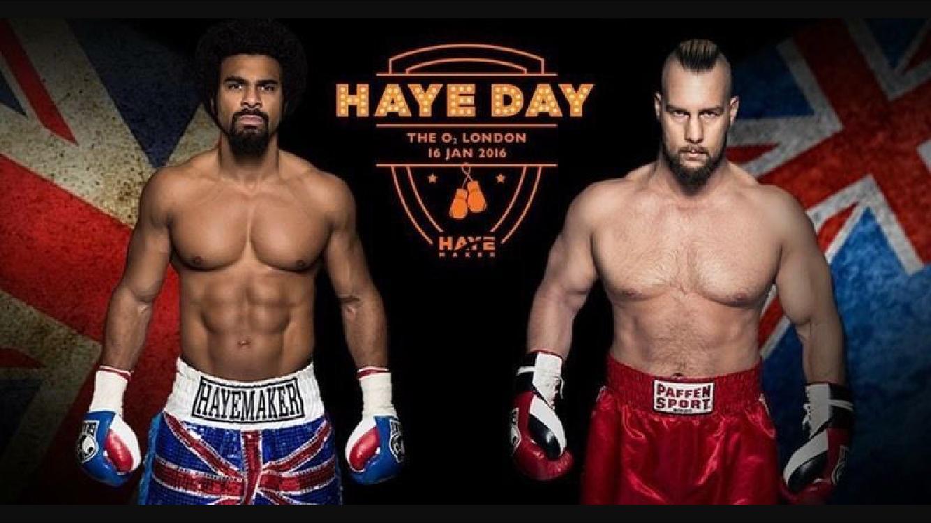 live boxing match tonight