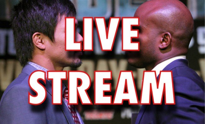 Feb.  6, 2014, New York,NY   ---  (L-R) Superstar Manny Pacquiao and undefeated WBO World Welterweight  champion Timothy Bradley pose the New York press conference to announce their upcoming eagerly-anticipated rematch during a two-city media tour in Los Angeles and New York.  Promoted by Top Rank®, in association with MP Promotions and Tecate, Pacquiao vs. Bradley 2 will take place, Saturday, April 12 at the MGM Grand Garden Arena in Las Vegas, Nevada.  It will be produced and distributed live by HBO Pay-Per-View® beginning at 9:00 p.m. ET/6:00 p.m. PT.   --- Photo Credit : Chris Farina - Top Rank (no other credit allowed) copyright 2014
