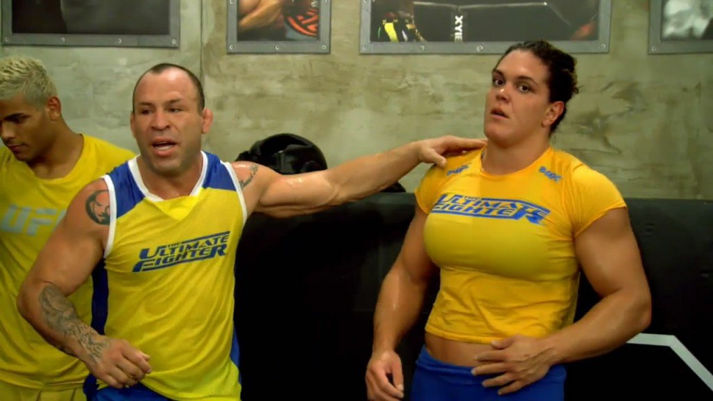 As I've said before, no Gabi Garcia article is complete without this photo. It's just not possible!