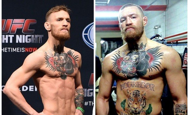 Nate Diaz's Boxing Coach Co-Signs Conor McGregor Steroid ...