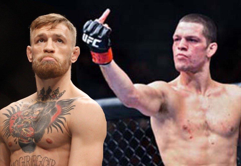 McGregor and Diaz
