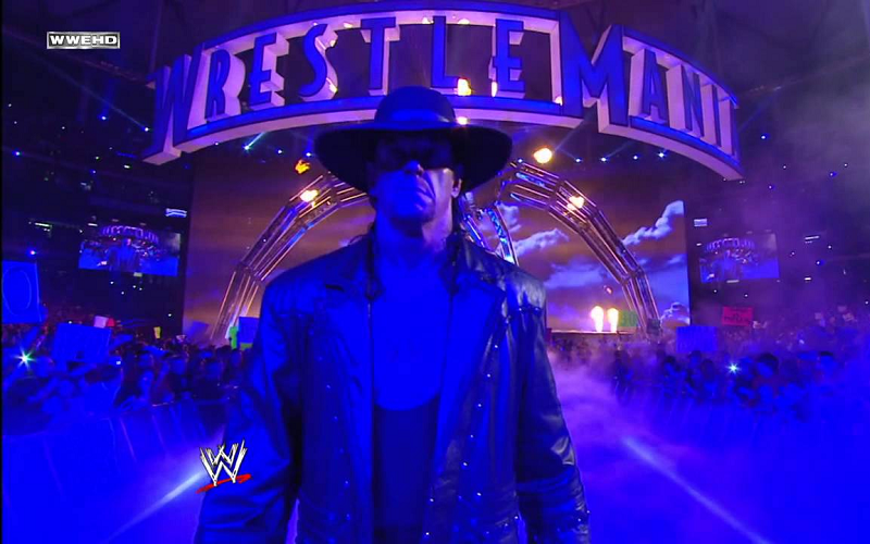 Undertaker's WrestleMania 32 Opponent Announced at RAW ...