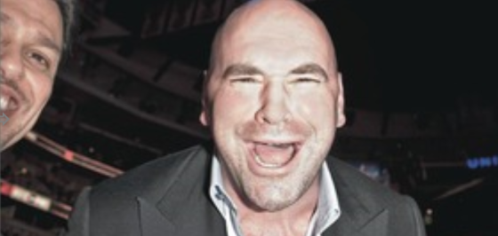 """""""JOE ROGAN WAS NEVER MY FRIEND!"""" --Dana White, Later This Year, probably"""