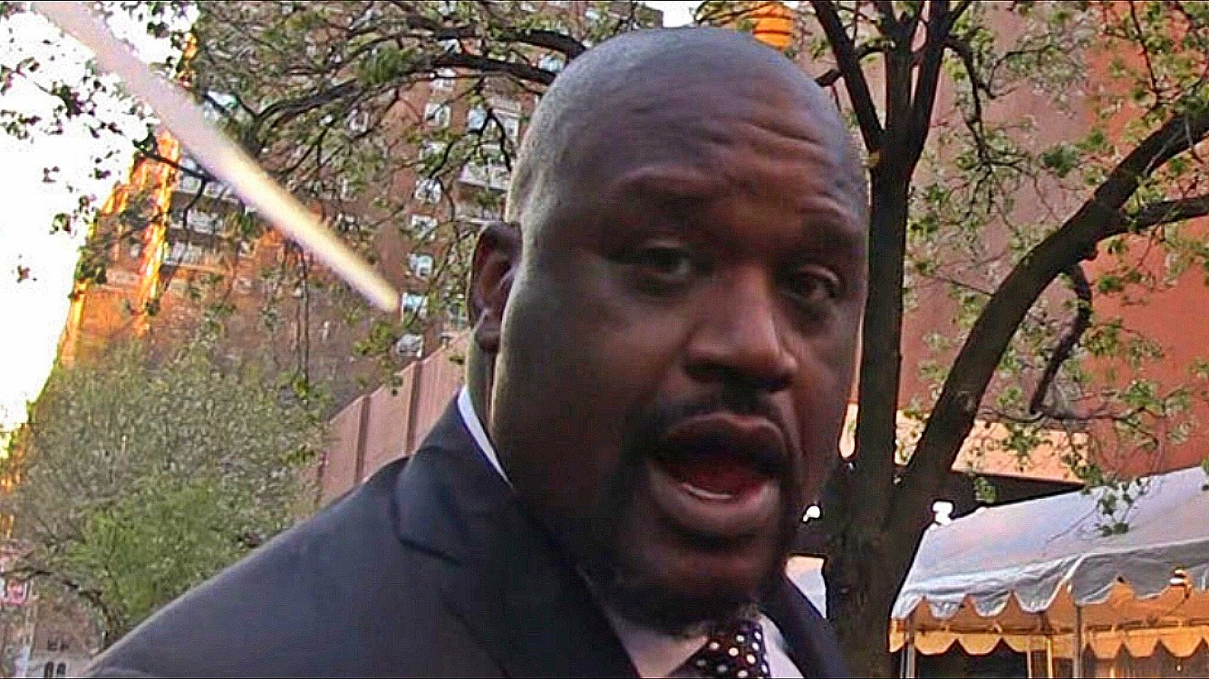 "Shaq: ""Big Show is scared."""