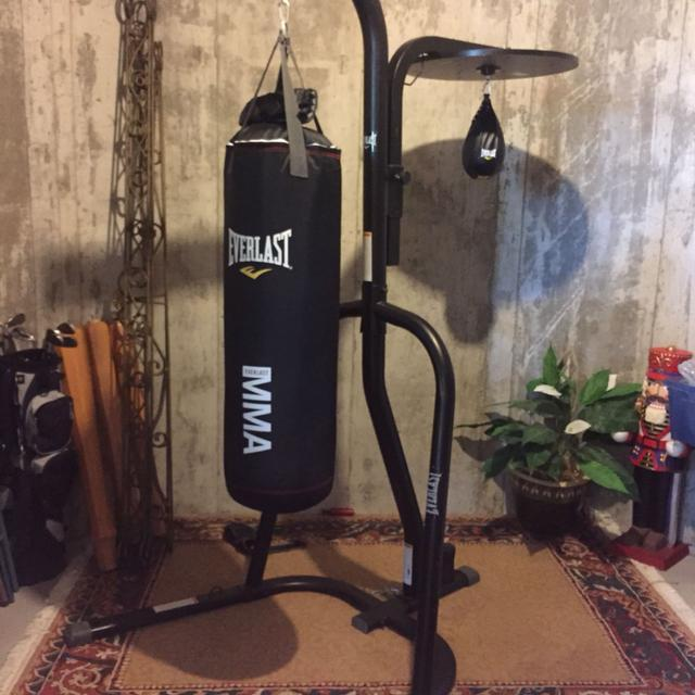 Choosing The Best Boxing Bag For Training At Home