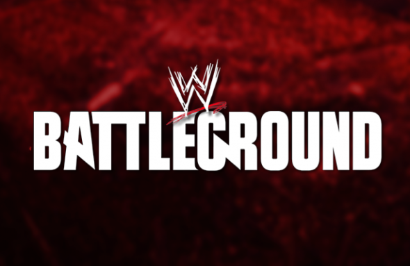 It's tough to predict what WWE might be planning for Battleground now with one of its main eventers out.