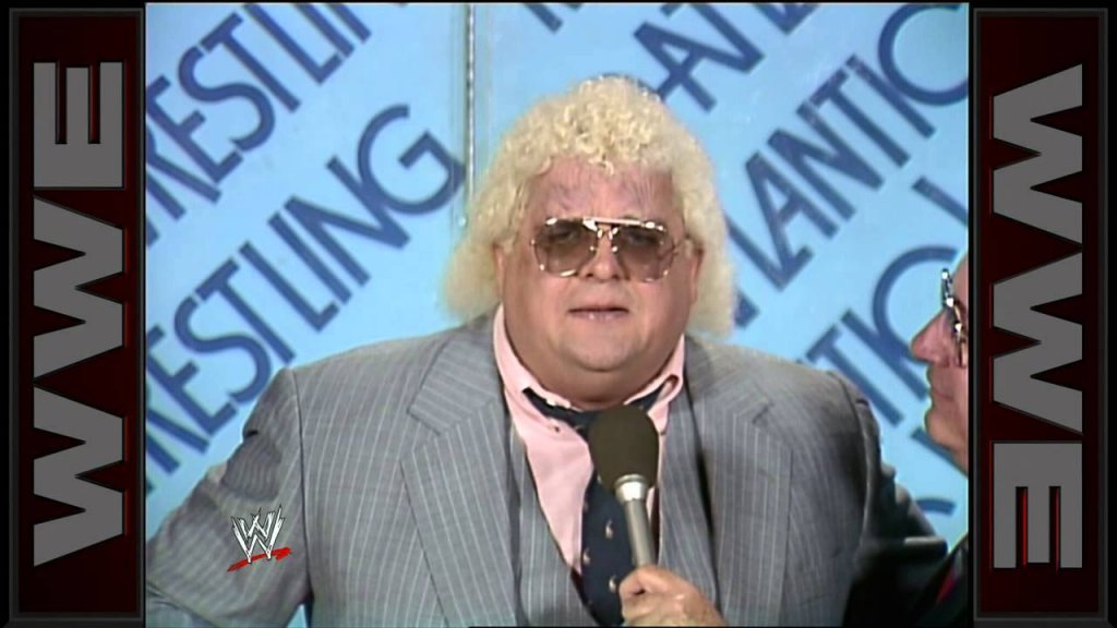 Dusty Rhodes was the man of the people when he took on the Rolex-wearing Ric Flair in the 1980s. Photo by WWE on YouTube.