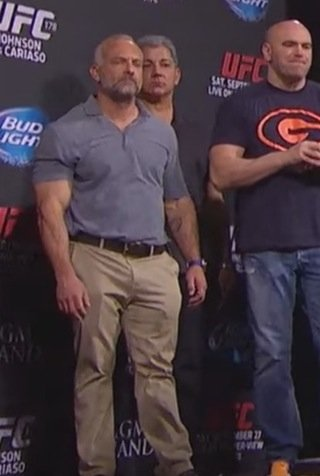 Dana White Looks Like He's On More Steroids Than Any Fighter