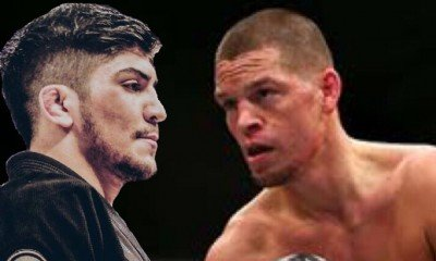 Dillon Danis and Nate Diaz going head to head?