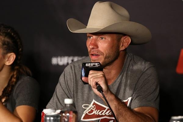 Donald Cerrone has thrown his name out for a fight with McGregor many times, but has never gotten the call. Photo by Sherdog.