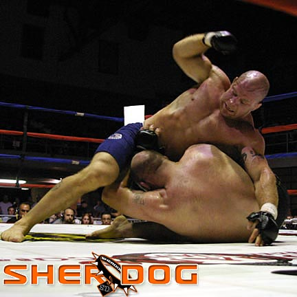 Jeff Monson's 2016 has been really, really weird thus far and you'll never guess what his new job is. Photo by Sherdog.