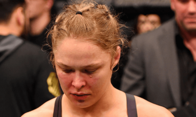 rousey-mother