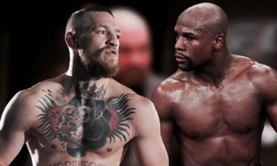 Conor McGregor and Mayweather