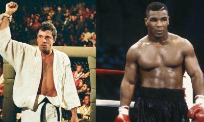 Tyson and Royce