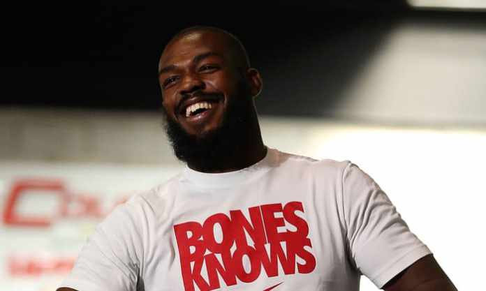 Jon Jones Drug Use